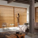 Bambusové a dřevěné žaluzie