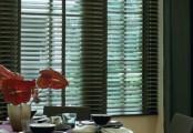 Dřevěné žaluzie do oken