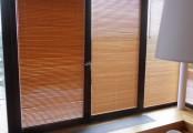 Moderní zpracování bambusových žaluzií
