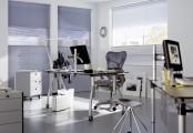 Moderní interiérové žaluzie - horizontální