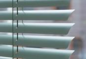 Detail zpracování horizontálních žaluzií