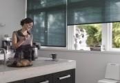 Moderní látkové rolety do oken