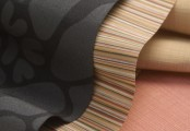 Látkové rolety - vzory