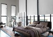 Látkové interiérové rolety