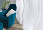 Zastínění prostoru - vertikální žaluzie