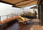 markýzy na balkon a terasu