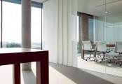 Designové stínící panelové stěny