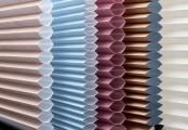 Materiál plisé žaluzie