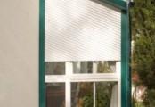 Rolety na okna - venkovní