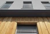 Venkovní okenní žaluzie
