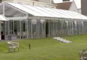 Stínění zimních zahrad Xline