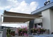 Xline - Zastínění teras